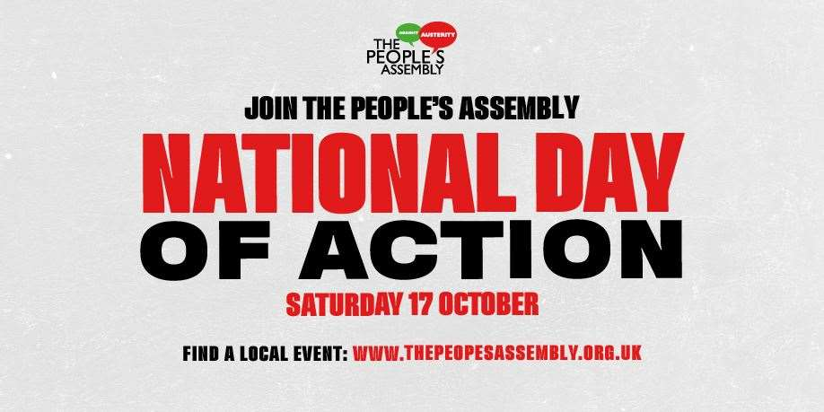 The People's Assembly National Day of Action