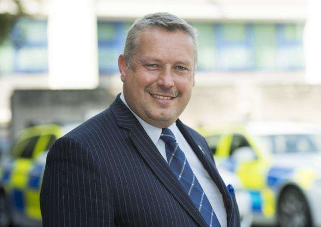 Jason Ablewhite Police and Crime Commissioner. Picture: Keith Heppell