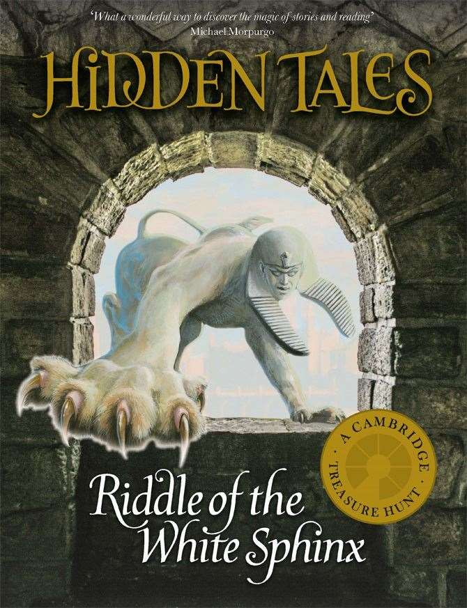 Front cover of The Riddle of the White Sphinx