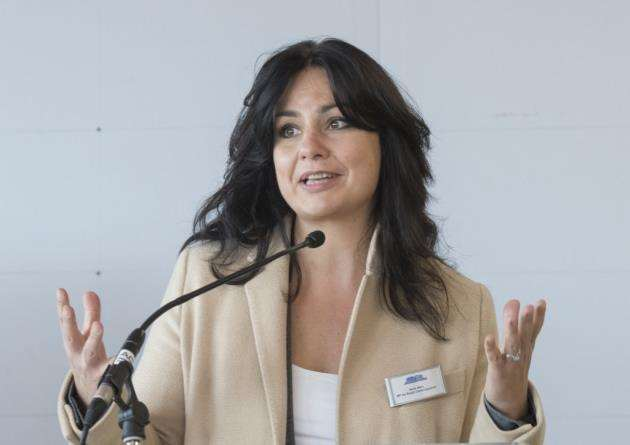 MP Heidi Allen. Picture: Keith Heppell