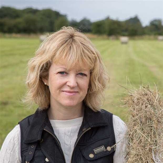 Dr Belinda Clarke of Agri-Tech East
