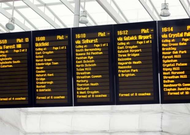 Train ticket price rise set for January