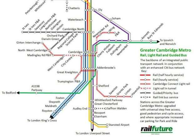 Cambridge Subway Map.We Need To Be Considerably More Visionary To Account For Cambridge