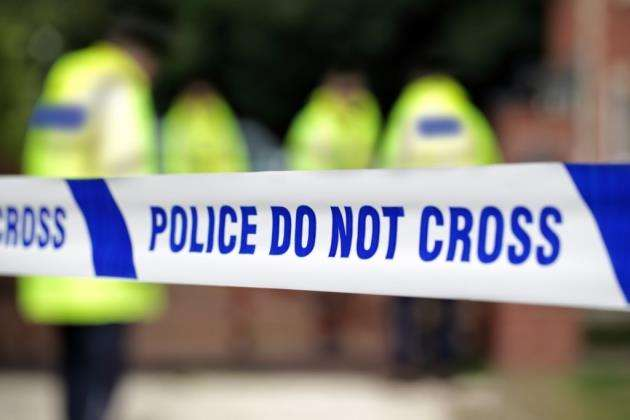 Police are investigating a crash on the A10 on October 25