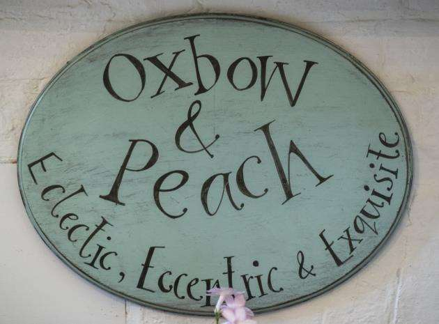 Oxbow & Peach, The Old School, Old School Lane, Whittlesford, Cambridge. Picture: Keith Heppell