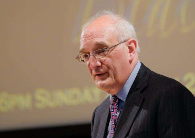 University of Cambridge Vice-Chancellor Prof Sir Leszek Borysiewicz has welcomed funding for the new centre. Picture: Sir Cam