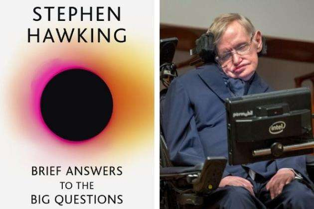 Prof Stephen Hawkings final book is called Brief Answers to the Big Questions (released October 16, 2018)