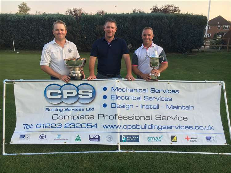 Paul Maddy clinches County Open title after sudden death