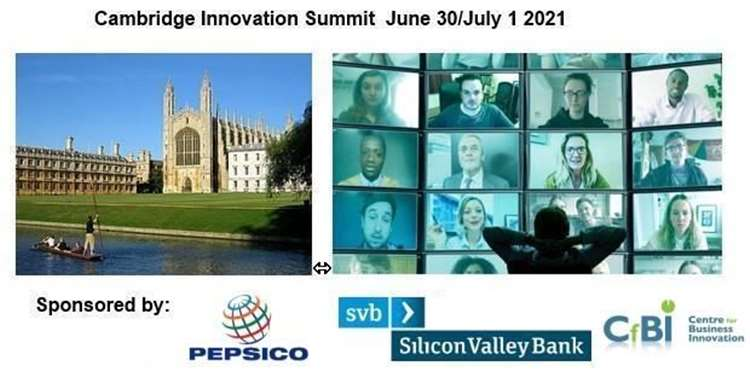 Cambridge Innovation Summit 2021