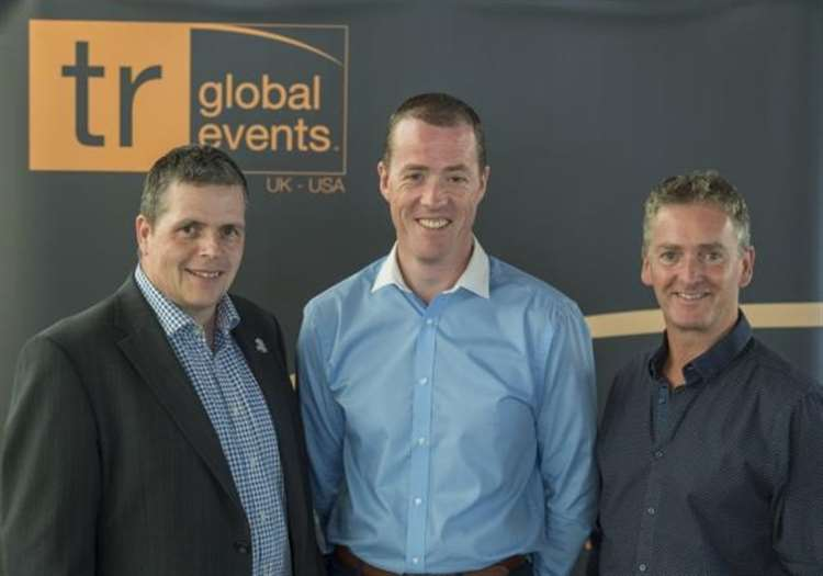 TR Global Events launched by Cambridge Roar talent