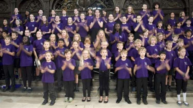 King S Junior Voices To Join New Cambridge Singers At Christmas Concert