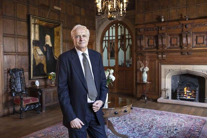 Sir Christopher Dobson, who was master of St John's College, Cambridge, has died at the age of 69