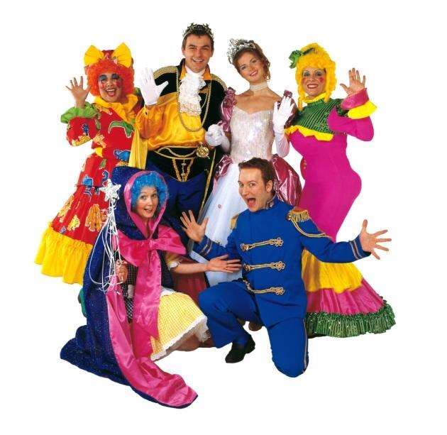 Our Guide To Christmas Pantos 2018