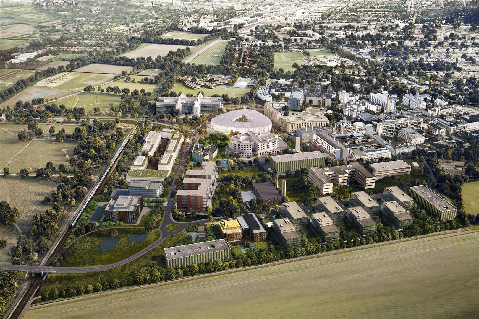 How Cambridge Biomedical Campus will look (5876660)