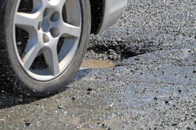 At the height of the repair work this year, more than 1,300 potholes were being repaired every week in Cambridgeshire