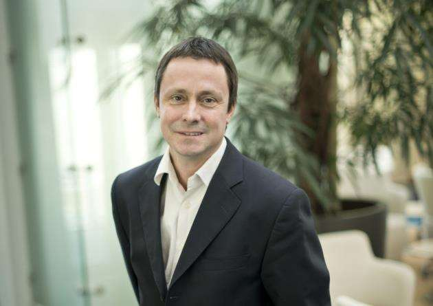 Andy Williams, AstraZeneca's VP for Cambridge strategy and operations. Picture: AstraZeneca