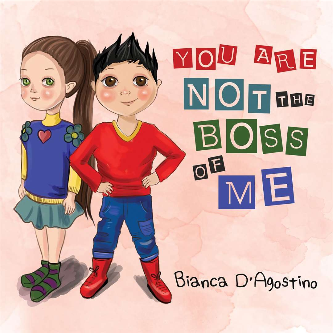 The cover of You Are Not the Boss of Me
