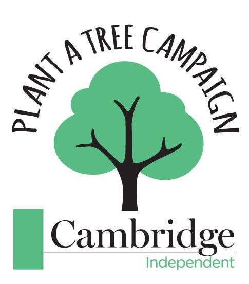 The Cambridge Independent Plant a Tree Campaign logo (26487739)