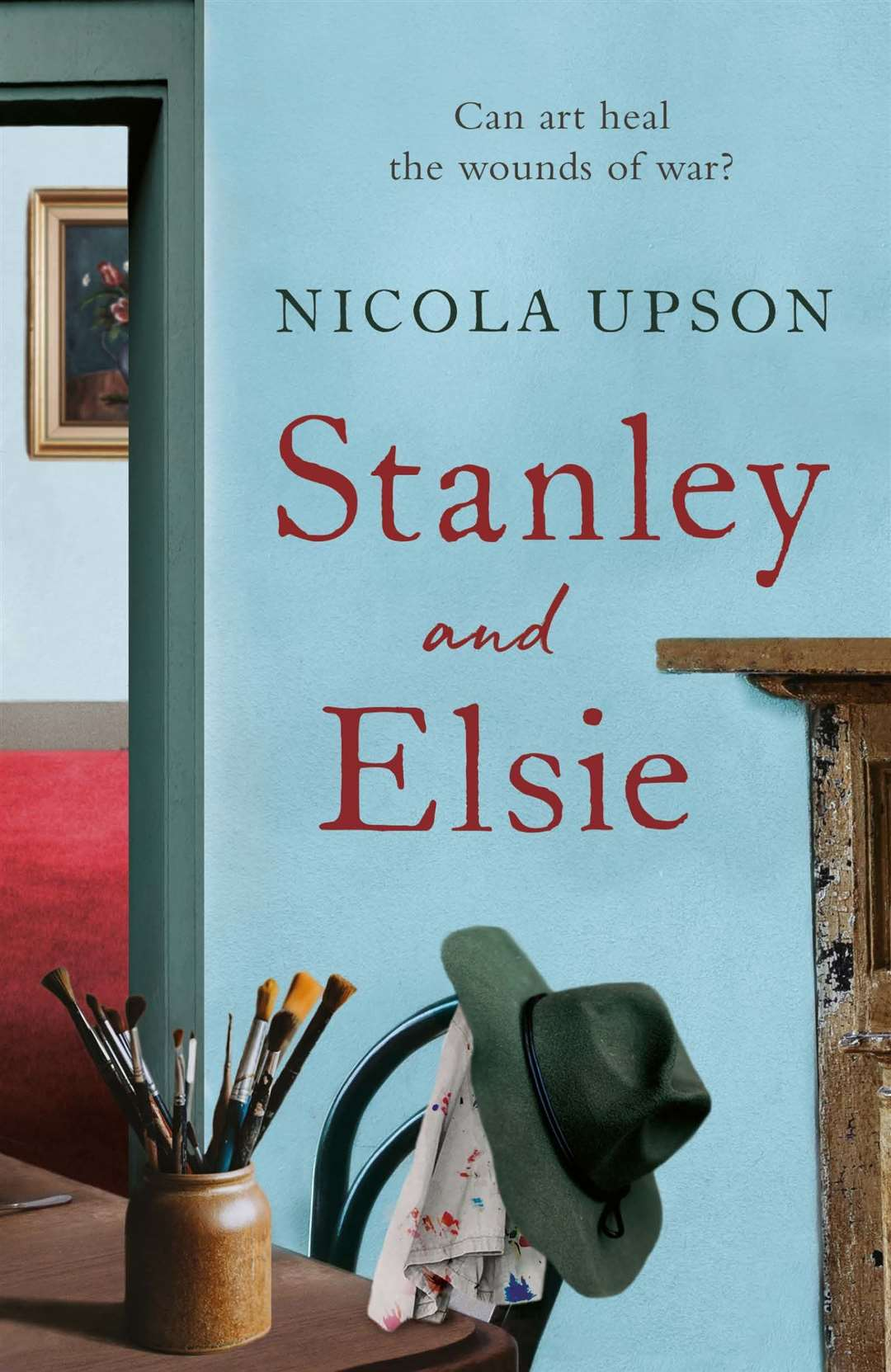 Nicola Upson will discuss her novel about the life and loves of artist Stanley Spencer at the Cambridge Literary Festival