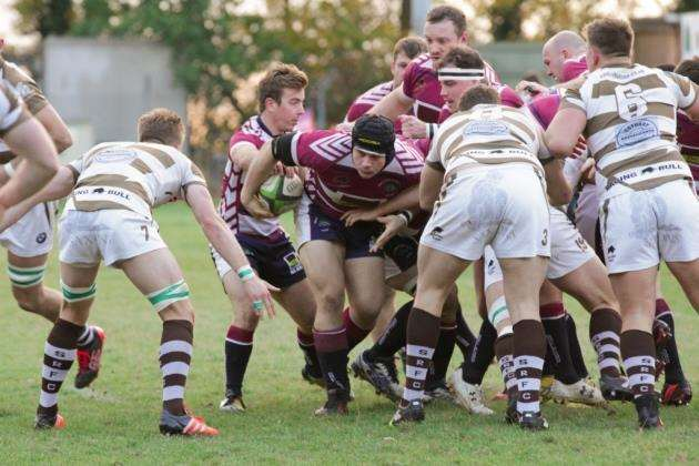 Shelford Rugby Club player Joe Winter. Picture: Cat Goryn