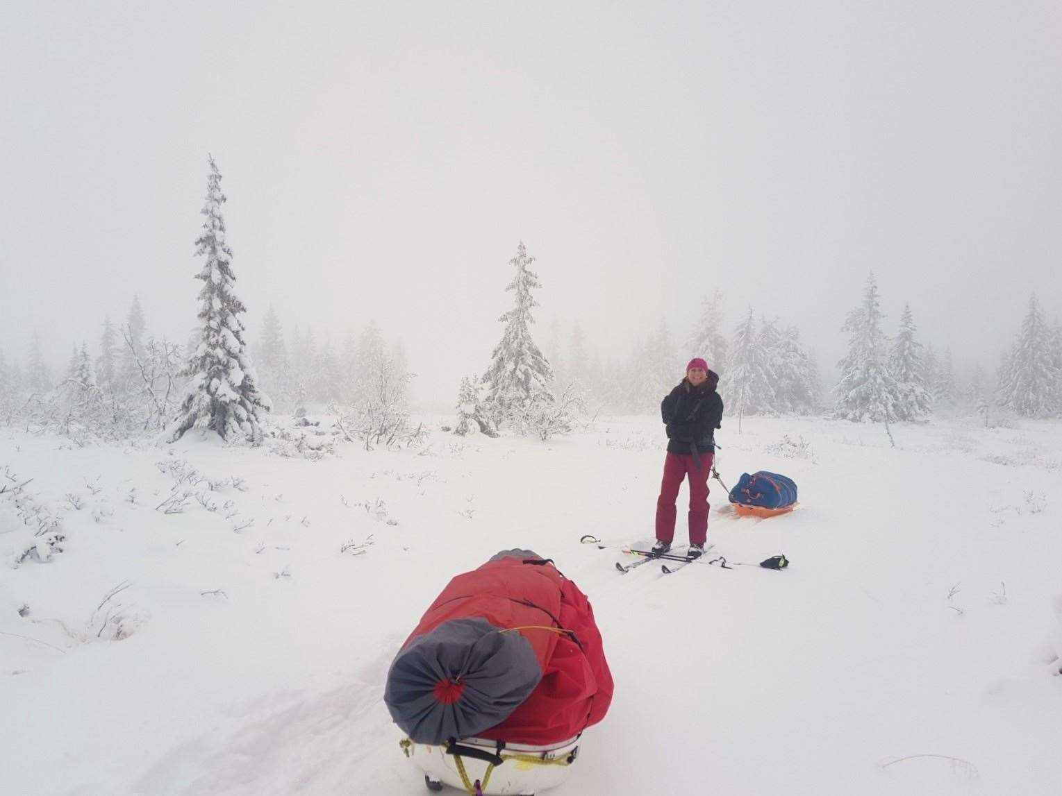 Catherine Spitzer training in Norway (24944963)