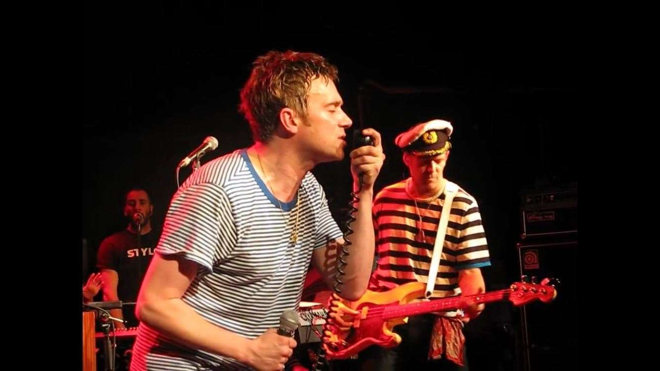 Gorillaz at the Junction, March 2010