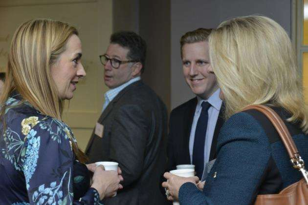 Guests at the Cambridgeshire Ltd event, held at The Belfry in Cambourne