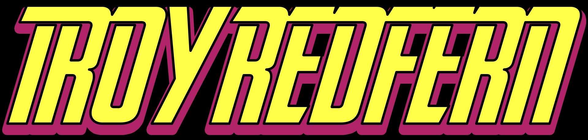 Troy Redfern Logo