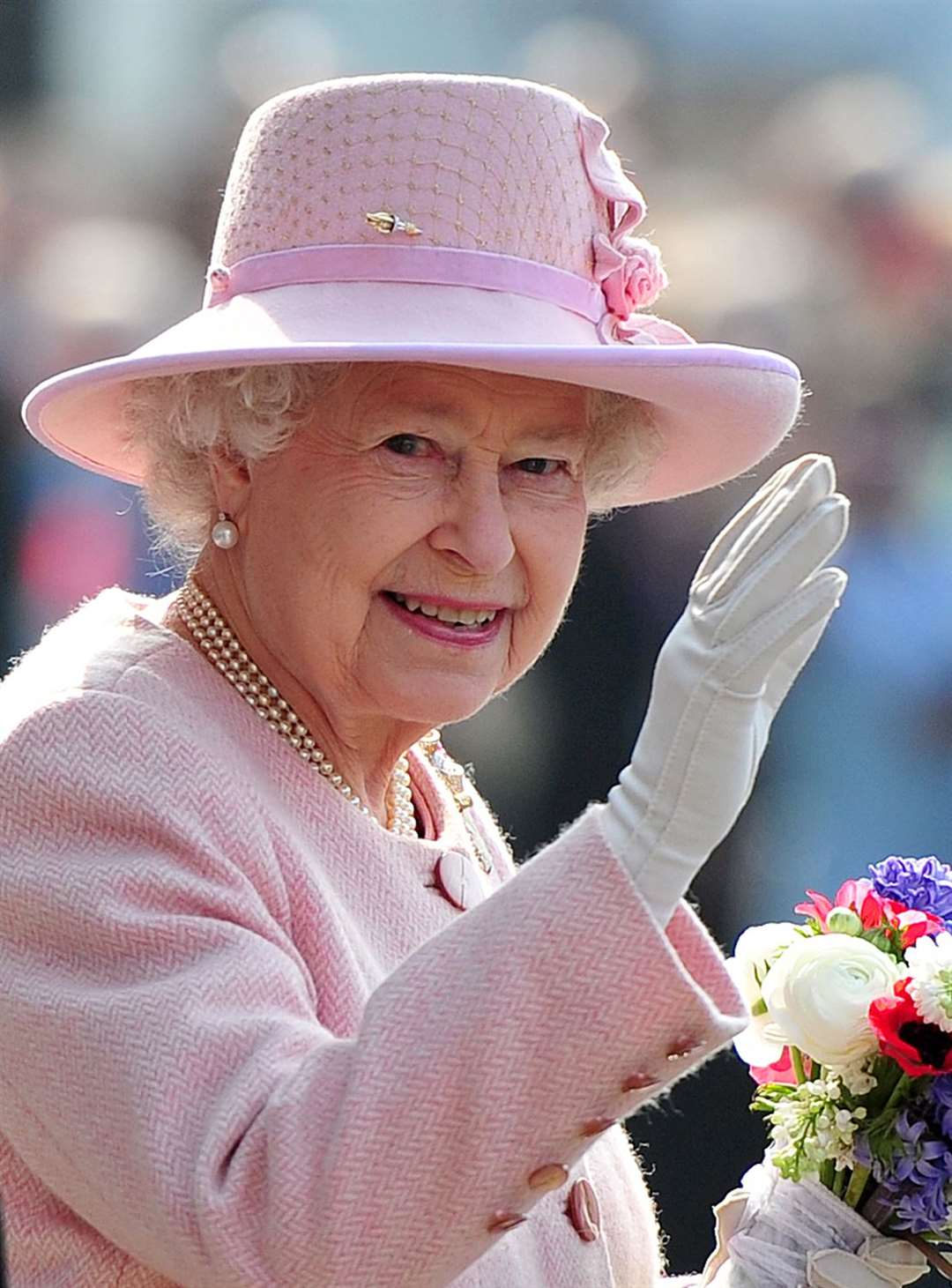 Her Majesty the Queen will open the Royal Papworth Hospital today
