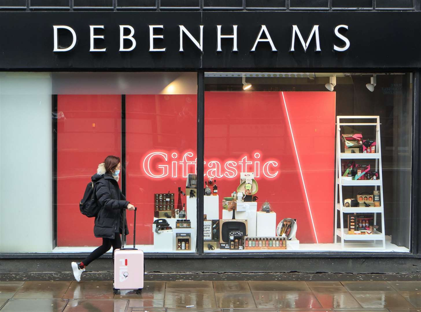 Debenhams stores are set to close. Picture: PA (43352525)