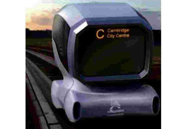 Smart Cambridge - autonomous vehicles