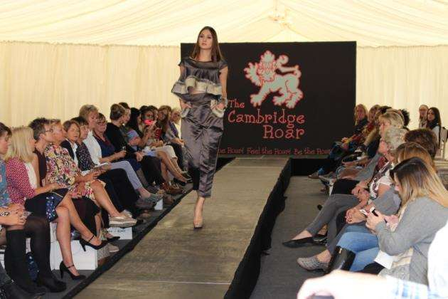 Cambridge Roar Fashion Show. Picture: Cambridge Roar