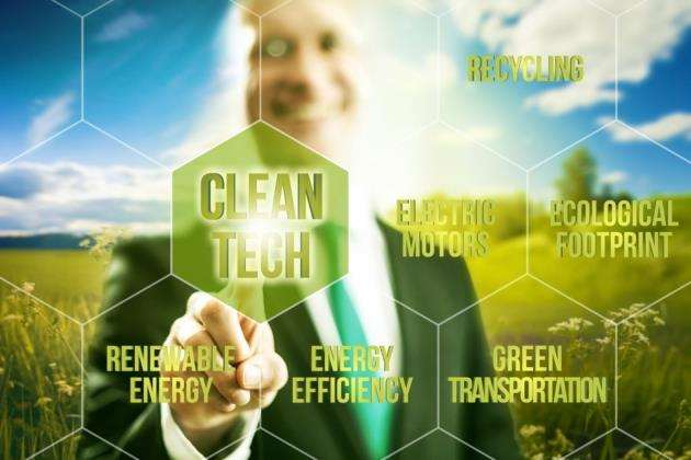 Cleantech is one of five categories in our awards