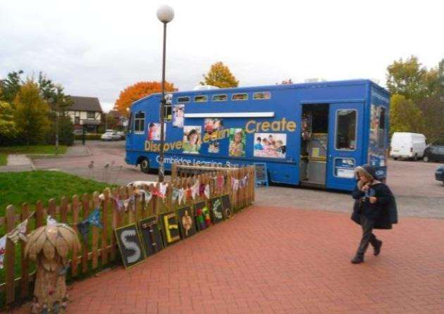 Can you offer the learning bus a new home?