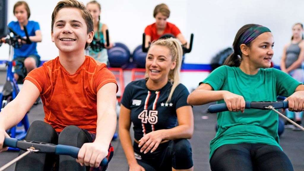 F45 training in Cambridge