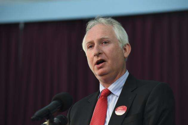 Daniel Zeichner keeps the Cambridge seat at the Guildhall . Picture: Keith Heppell