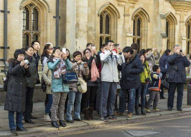 Cambridge is very popular with day-trippers but we need to encourage visitors to stay longer