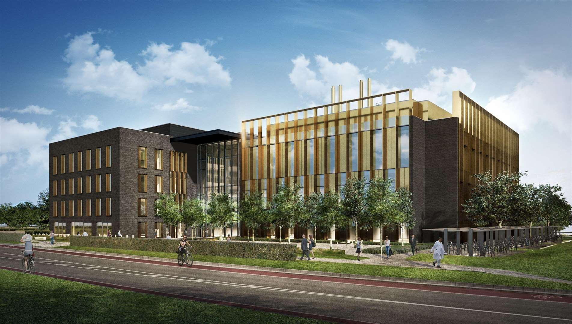 Abcam is building its new HQ on Cambridge Biomedical Campus