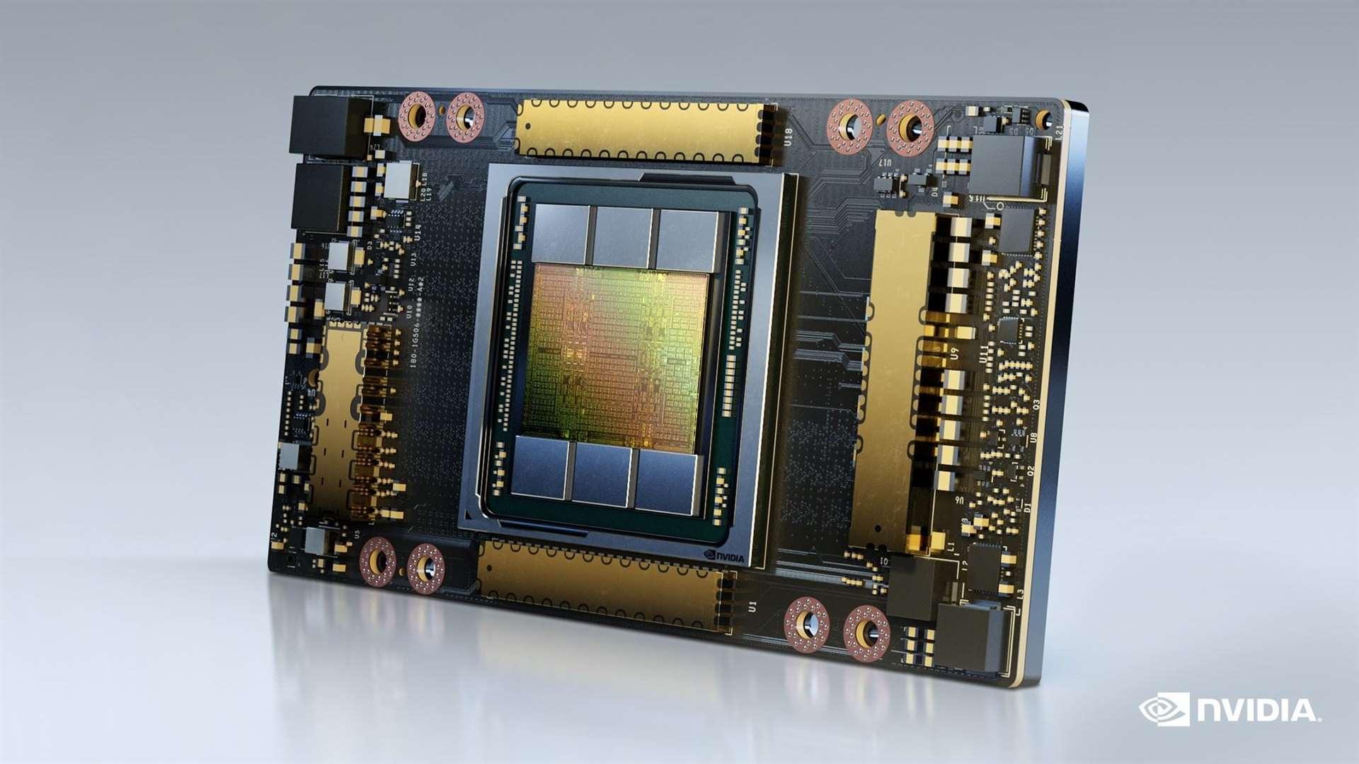 NVIDIA Ampere A100 GPU