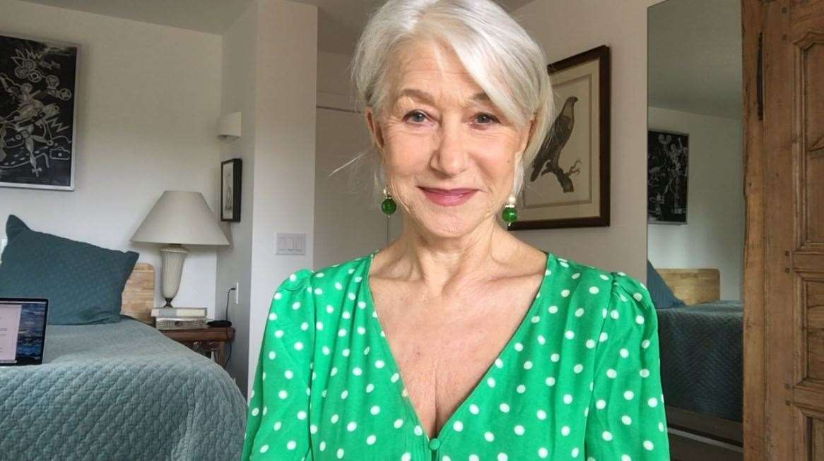 Dame Helen Mirren will be one of the online quizmasters for the National Theatre (33923831)
