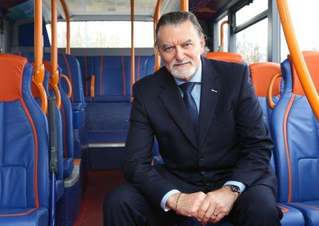 Stagecoach East MD Andy Campbell to retire in December after five decades of service to public transport