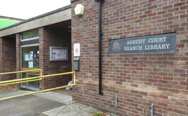 Libraries like this one in Arbury could start to offer more services to residents. Pic - Richard Marsham