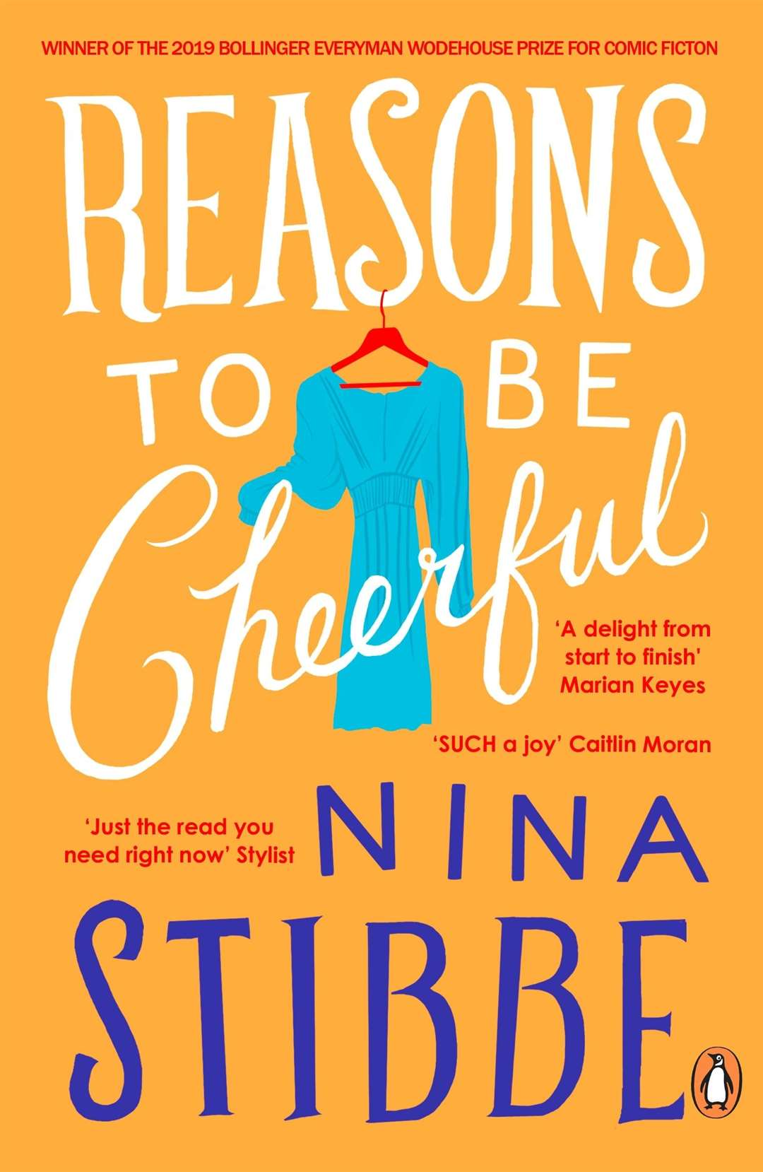 Reasons to be Cheerful by Nina Stibbe (42741315)