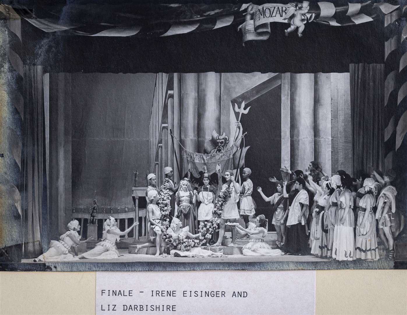 Cambridge Arts Theatre Trust has secured a National Lottery Heritage Fund grant, Idomeneo King of Crete 1939. Picture: Keith Heppell. (14021910)