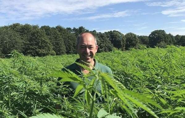 John Barrett, of Norfolk-based Sentry Farms, will be a speaker at Agri-TechE's 'From Farmer to Pharma' event on May 12