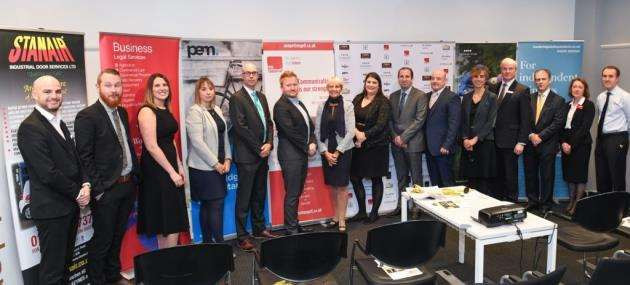 The launch of the SME Cambridgeshire Business Awards