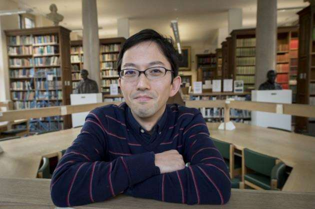 Tatsuya Amano who works in the David Attenborough Building in Cambridge. Picture: Keith Heppell