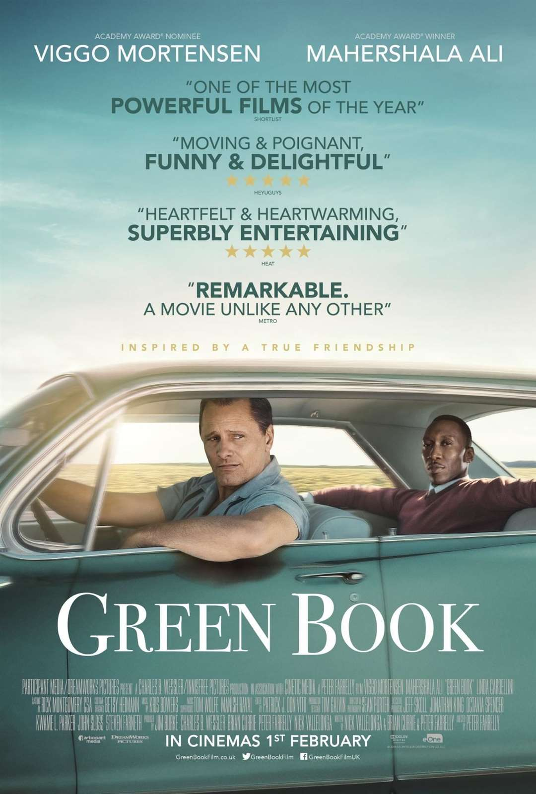 Star and Mouse Picture Show presents Green Book (13490581)
