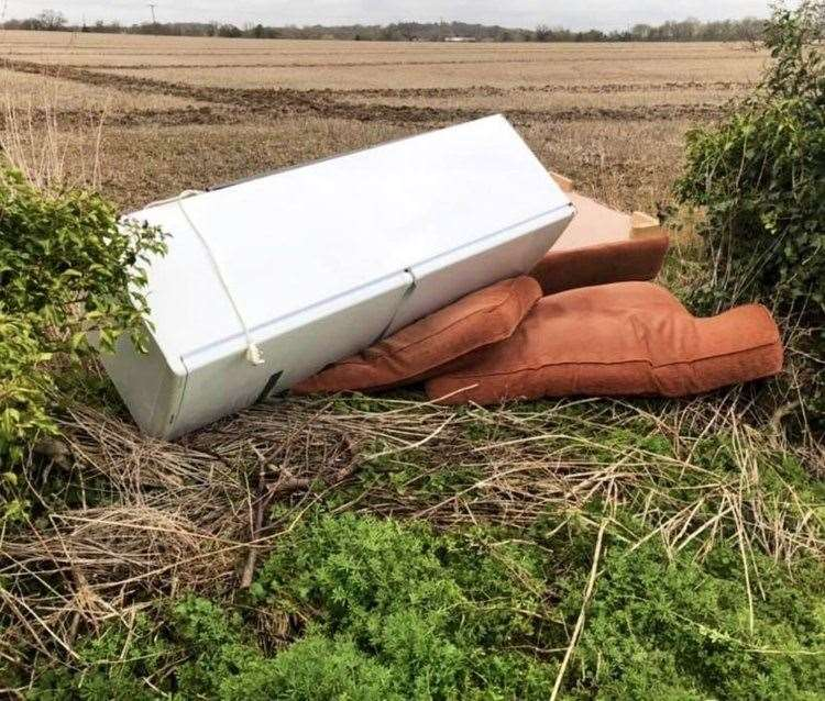 Fly-tipping is a growing menace in South Cambs (7780010)
