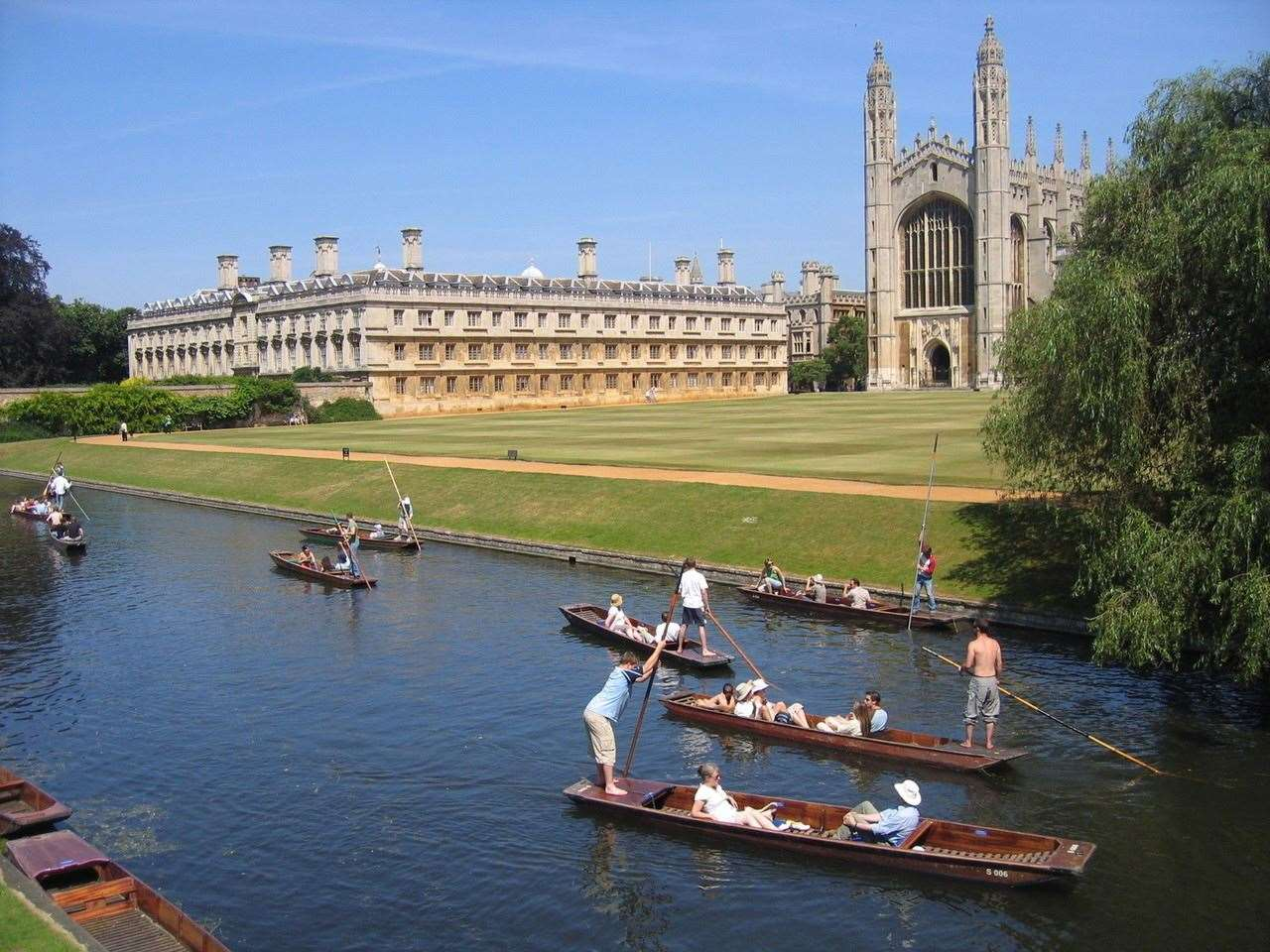 The University of Cambridge has an enduring position at the heart of the global education system
